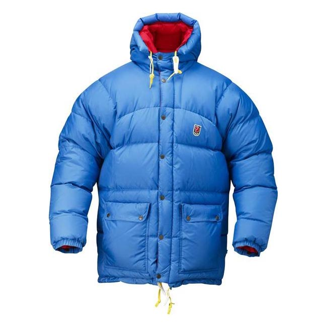 Men Fjallraven EXPEDITION DOWN BAY BLUE Outlet Online