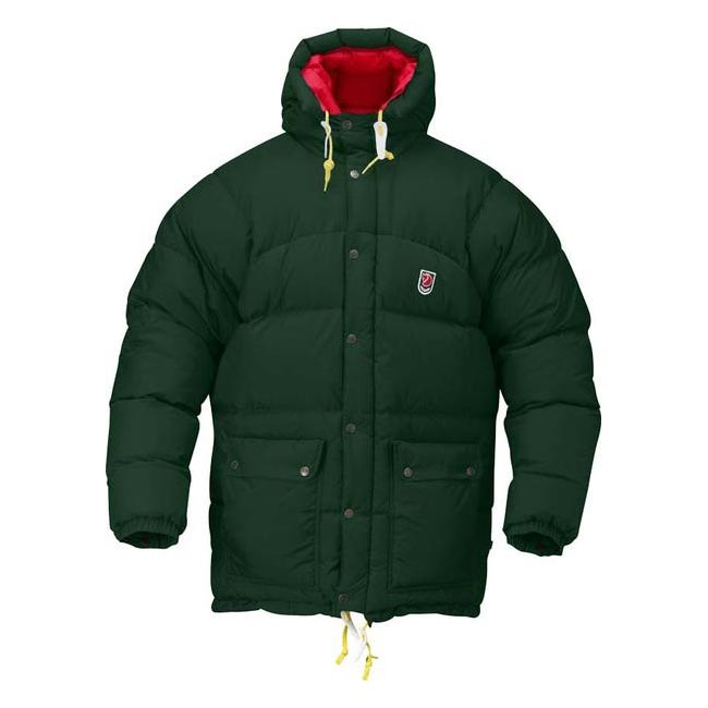 Men Fjallraven EXPEDITION DOWN DARK PINE Outlet Online