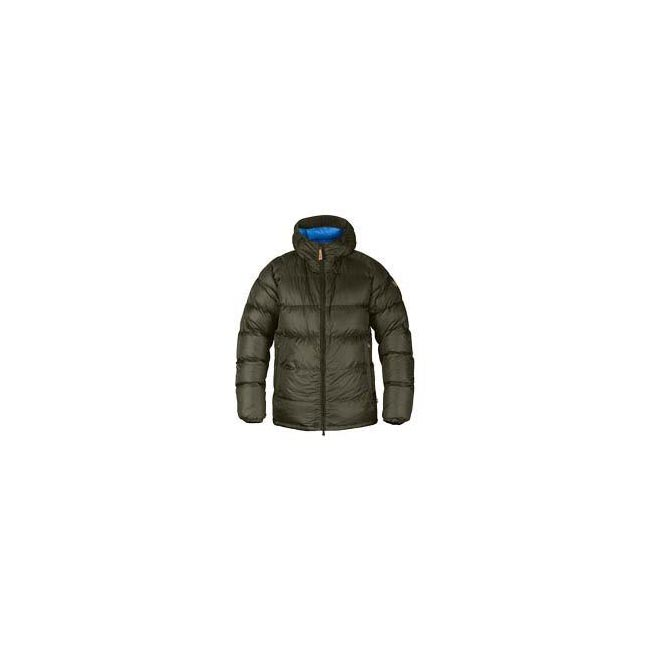 Men Fjallraven KEB DOWN JACKET TARMAC Outlet Online