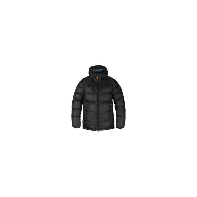Men Fjallraven KEB DOWN JACKET BLACK Outlet Online
