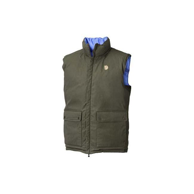 Men Fjallraven DOWN VEST NO. 6 TARMAC Outlet Online