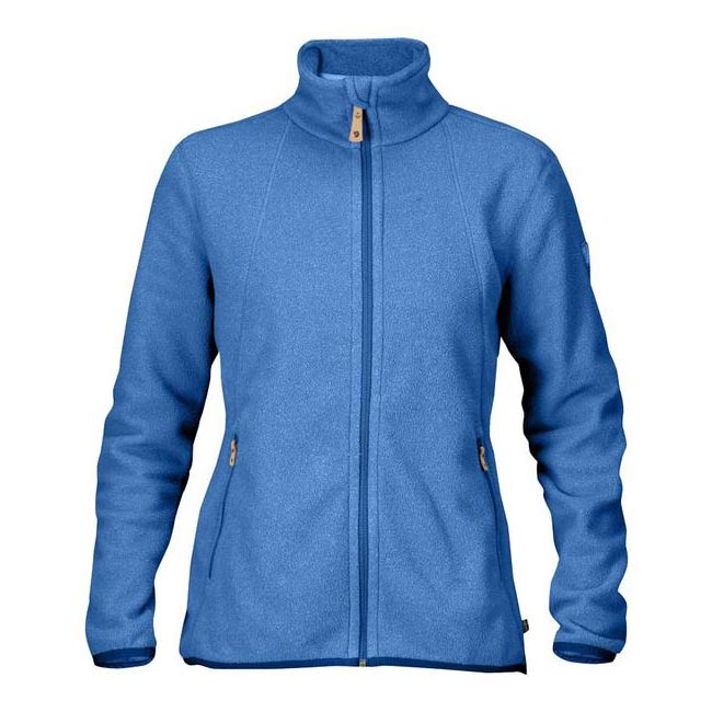 Women Fjallraven STINA FLEECE UN BLUE  Outlet Online