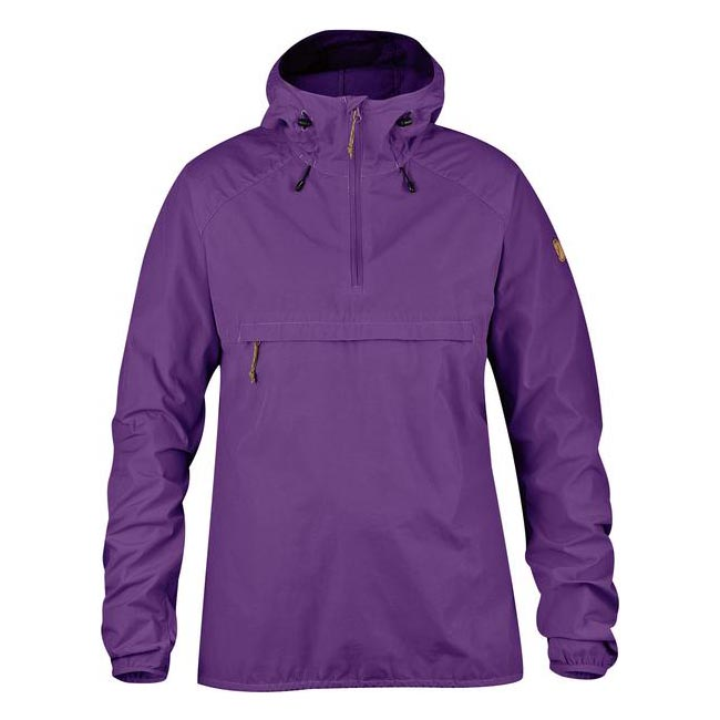Women Fjallraven HIGH COAST WIND ANORAK W PURPLE  Outlet Online