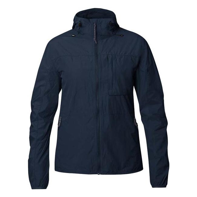 Women Fjallraven HIGH COAST WIND JACKET W NAVY Outlet Online