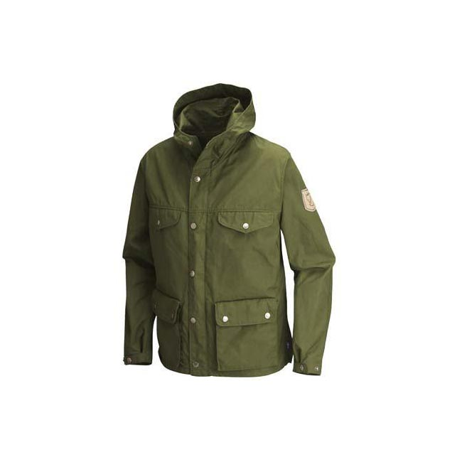 Women Fjallraven GREENLAND JACKET W GREEN Outlet Online