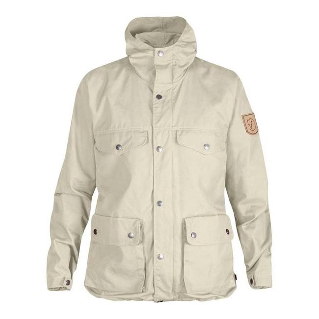 Women Fjallraven GREENLAND JACKET W LIGHT BEIGE  Outlet Online