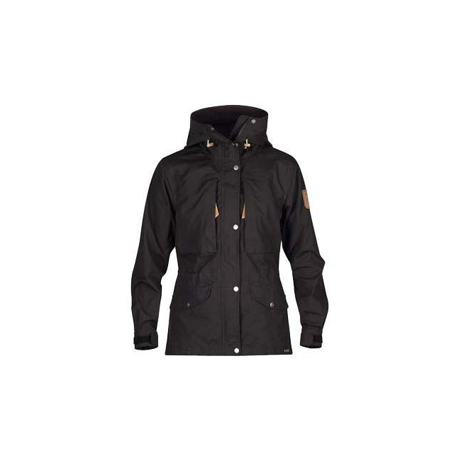 Women Fjallraven SINGI TREKKING JACKET W BLACK  Outlet Online