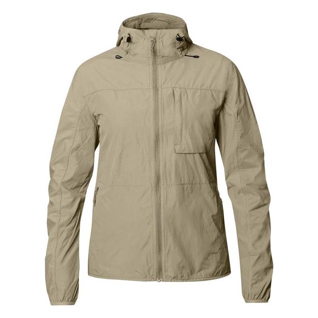 Women Fjallraven HIGH COAST WIND JACKET W LIMESTONE Outlet Online