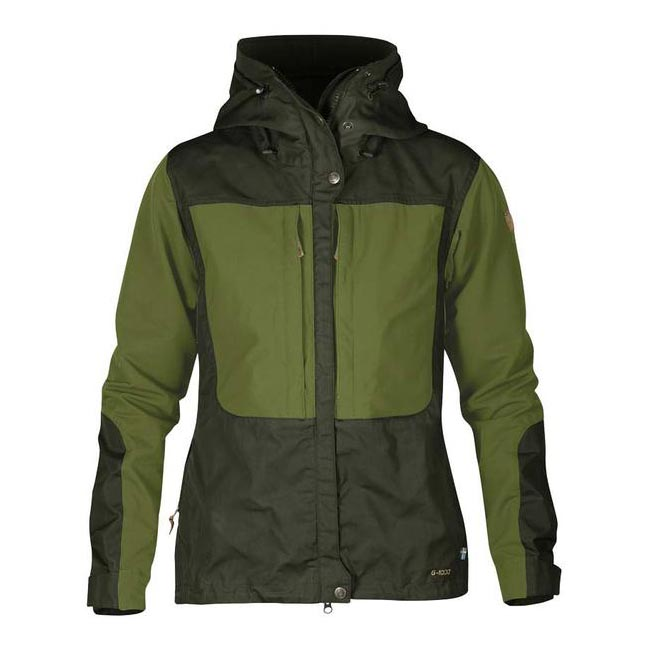 Women Fjallraven KEB WOMEN'S JACKET OLIVE  Outlet Online