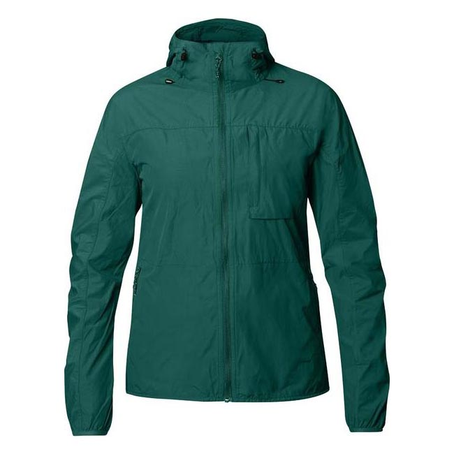 Women Fjallraven HIGH COAST WIND JACKET W COPPER GREEN  Outlet Online