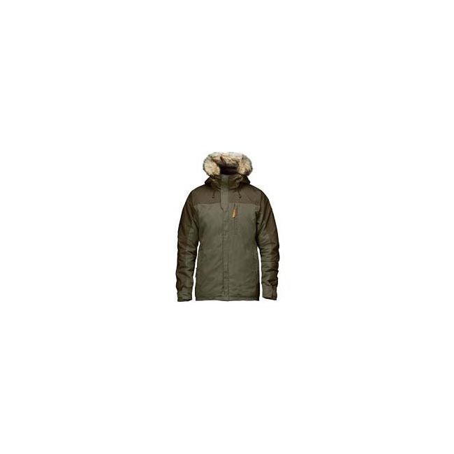 Women Fjallraven SINGI PADDED JACKET W GREEN  Outlet Online