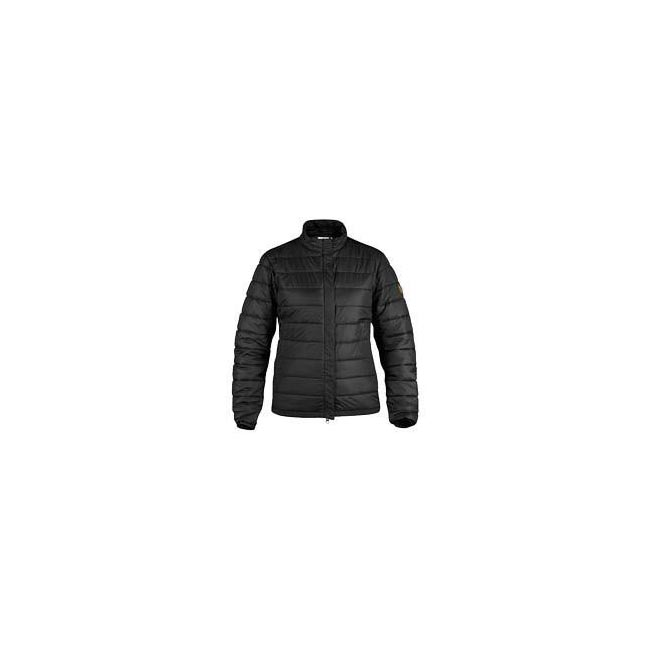 Women Fjallraven KEB WOMENS PADDED JACKET BLACK  Outlet Online