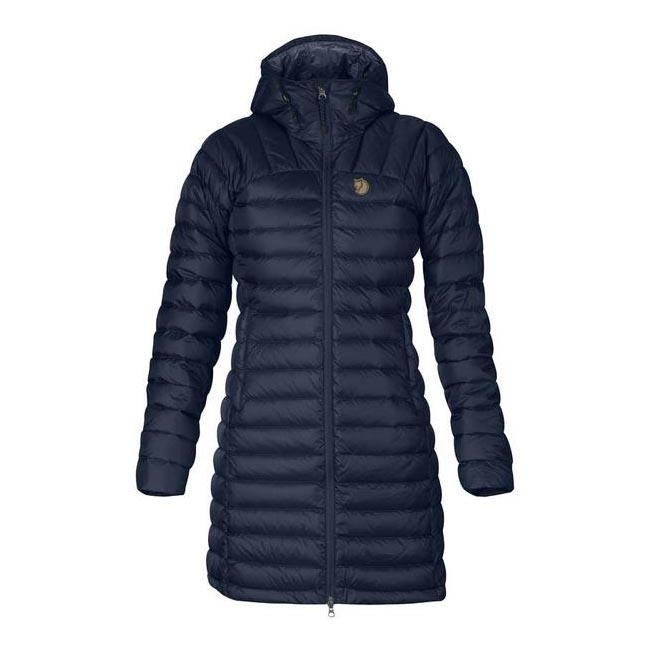 Women Fjallraven SNOW FLAKE PARKA DARK NAVY  Outlet Online