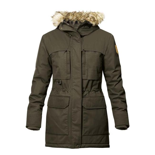 Women Fjallraven POLAR GUIDE PARKA W TARMAC  Outlet Online
