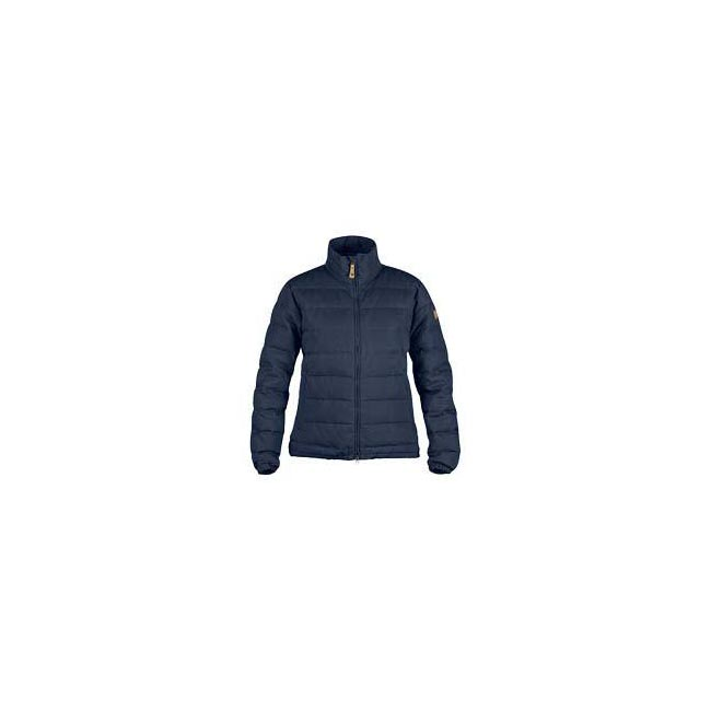 Women Fjallraven ÖVIK LITE JACKET W DARK NAVY  Outlet Online