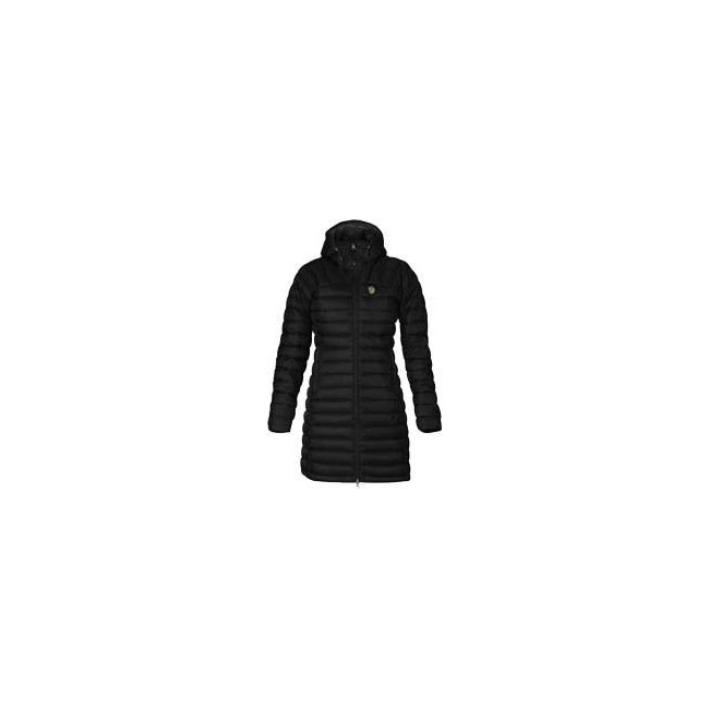 Women Fjallraven SNOW FLAKE PARKA BLACK  Outlet Online