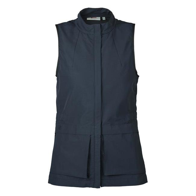 Women Fjallraven TRAVELLERS WOMEN'S VEST DARK NAVY  Outlet Online