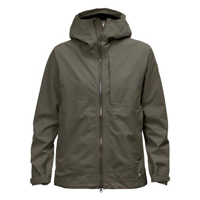 Women Fjallraven ABISKO ECO-SHELL JACKET W TARMAC  Outlet Online