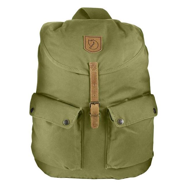 Bags Fjallraven GREENLAND BACKPACK MEADOW GREEN  Outlet Online