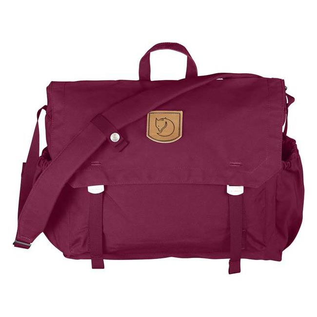 Bags Fjallraven FOLDSACK NO.2 SHOULDER BAG PLUM  Outlet Online