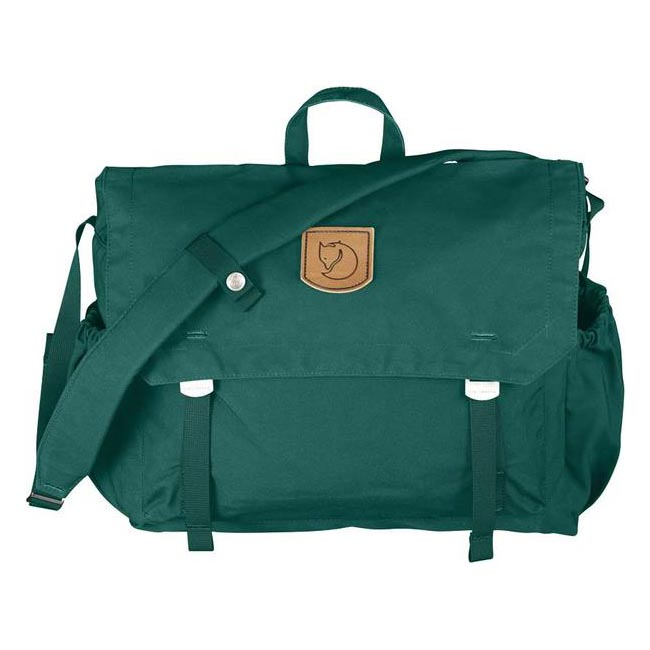Bags Fjallraven FOLDSACK NO.2 SHOULDER BAG COPPER GREEN Outlet Online