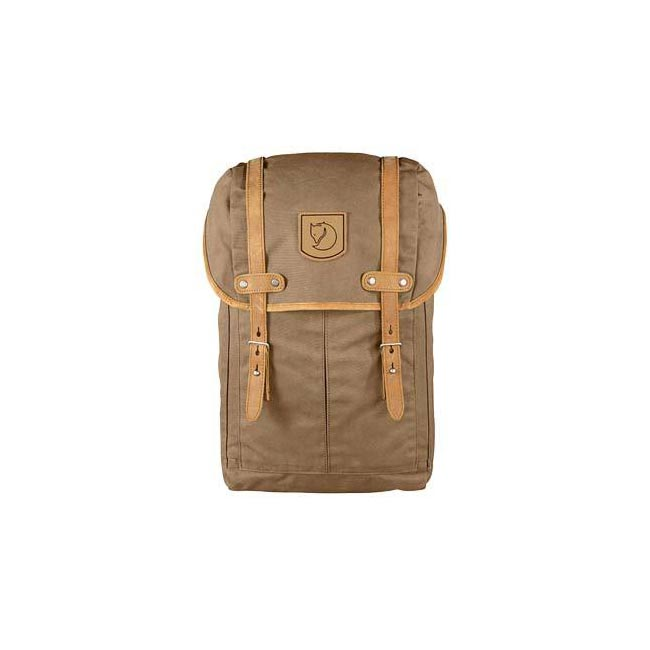 Bags Fjallraven RUCKSACK NO.21 SMALL BACKPACK SAND  Outlet Online