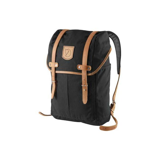 Cheap Fjallraven Bags BLACK  RUCKSACK NO.21 SMALL BACKPACK Online