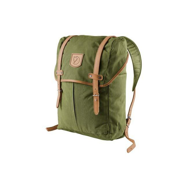 Bags Fjallraven RUCKSACK NO.21 MEDIUM BACKPACK GREEN  Outlet Online