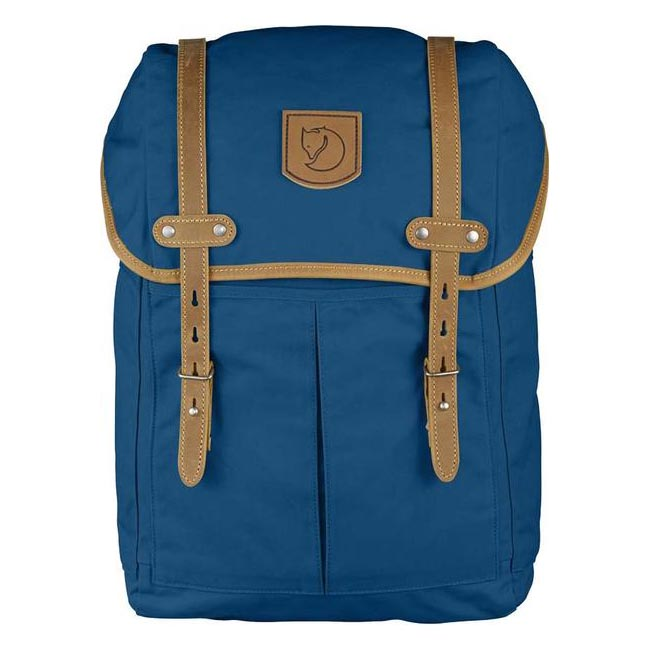 Cheap Fjallraven Bags LAKE BLUE  RUCKSACK NO.21 MEDIUM BACKPACK Online