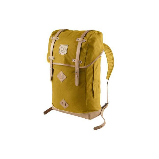 Bags Fjallraven RUCKSACK NO.21 LARGE BACKPACK OCHRE Factory Outlet