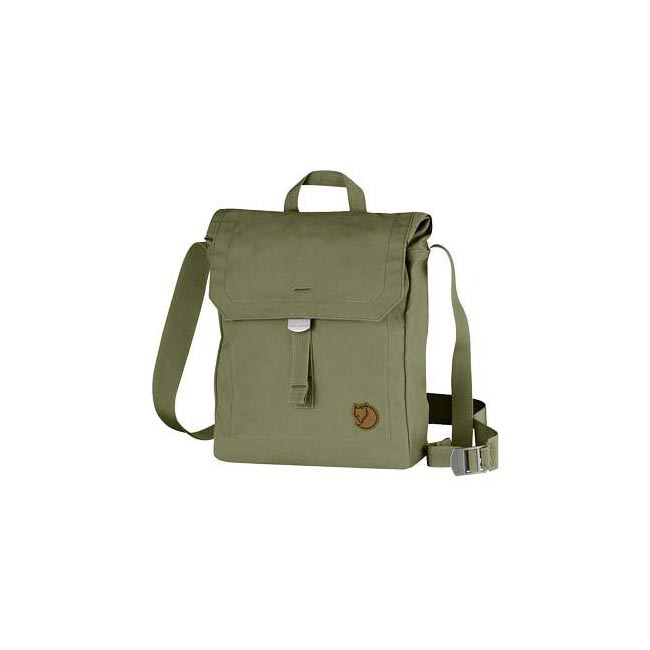 Bags Fjallraven FOLDSACK NO.3 SHOULDER BAG GREEN  Outlet Online