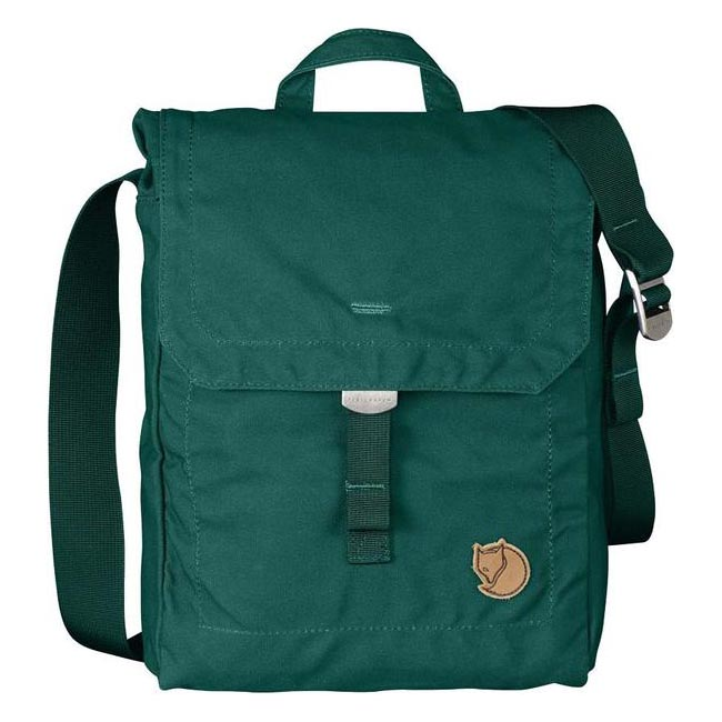Bags Fjallraven FOLDSACK NO.3 SHOULDER BAG COPPER GREEN  Factory Outlet
