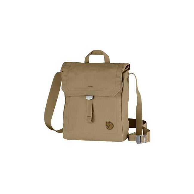 Bags Fjallraven FOLDSACK NO.3 SHOULDER BAG SAND Outlet Online
