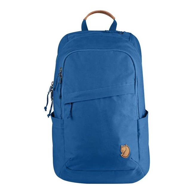 Bags Fjallraven RÄVEN 20 BACKPACK LAKE BLUE Outlet Online