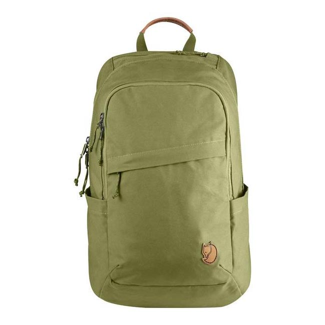 Bags Fjallraven RÄVEN 20 BACKPACK MEADOW GREEN  Outlet Online