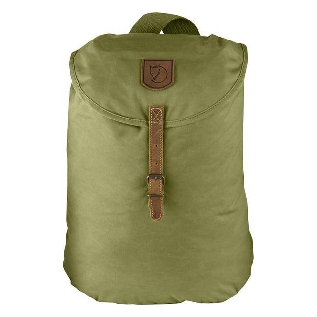 Bags Fjallraven GREENLAND BACKPACK SMALL MEADOW GREEN Outlet Online
