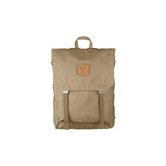 Bags Fjallraven FOLDSACK NO.1 BACKPACK SAND Outlet Online