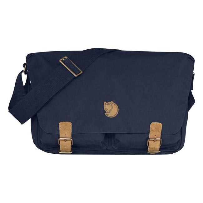 Cheap Fjallraven Bags DARK NAVY ÖVIK SHOULDER BAG Online