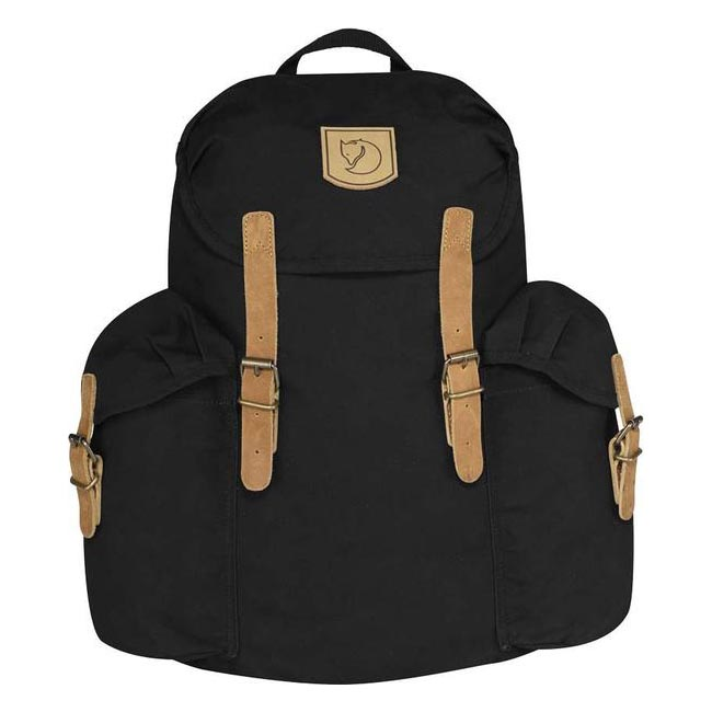 Bags Fjallraven ÖVIK BACKPACK 15 BLACK  Outlet Online