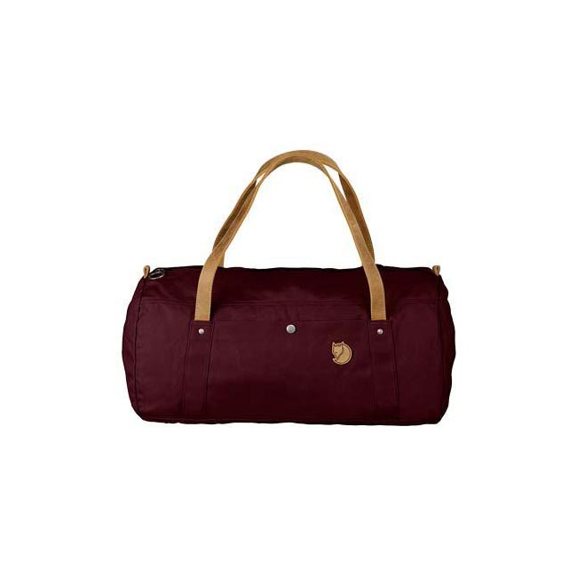 Bags Fjallraven DUFFEL NO.4 LARGE DARK GARNET Outlet Online