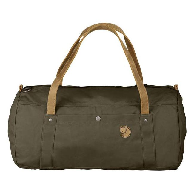 Bags Fjallraven DUFFEL NO.4 LARGE DARK OLIVE  Outlet Online