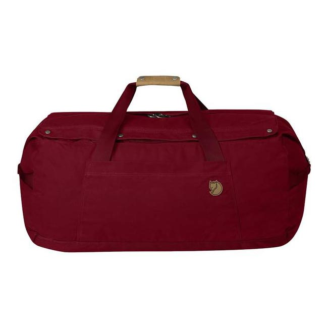 Bags Fjallraven DUFFEL NO. 6 LARGE REDWOOD Outlet Online