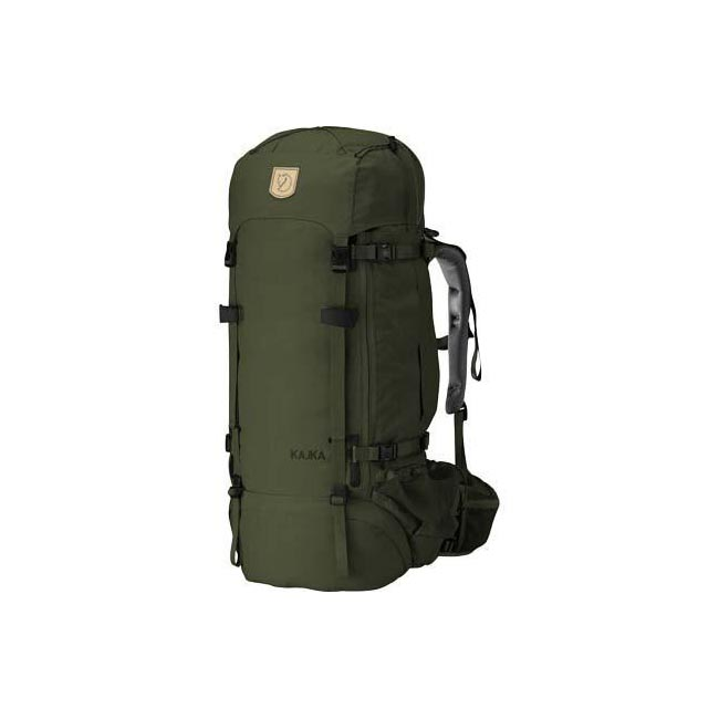 Bags Fjallraven KAJKA 100 FOREST GREEN  Outlet Online