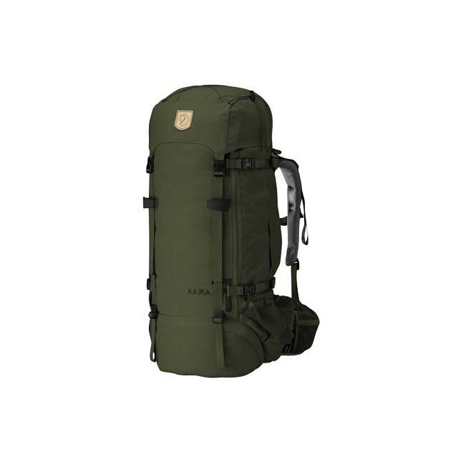 Bags Fjallraven KAJKA 65 FOREST GREEN  Outlet Online