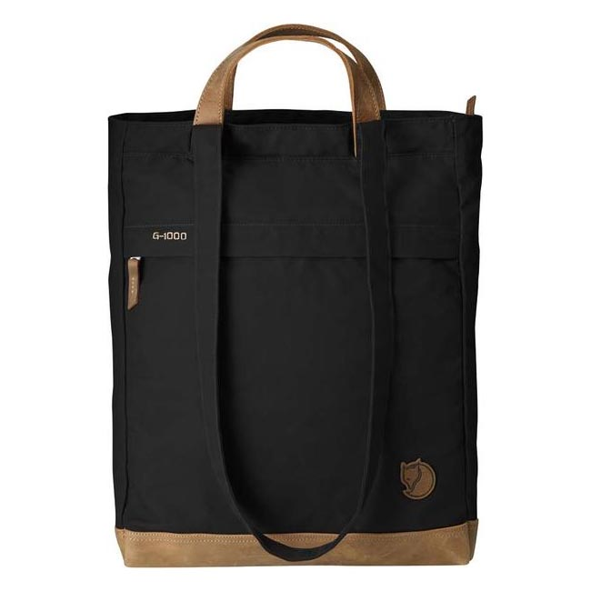 Bags Fjallraven TOTEPACK NO. 2 BLACK Outlet Online