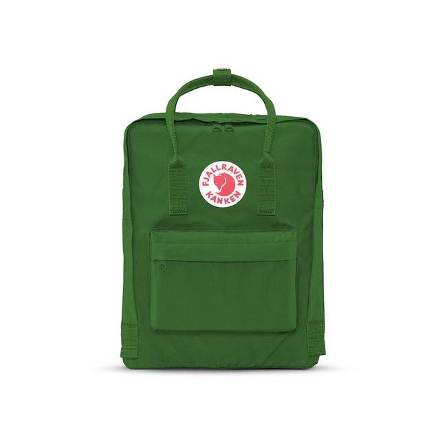 Fjallraven KÅNKEN BACKPACK Bags LEAF GREEN Outlet Store