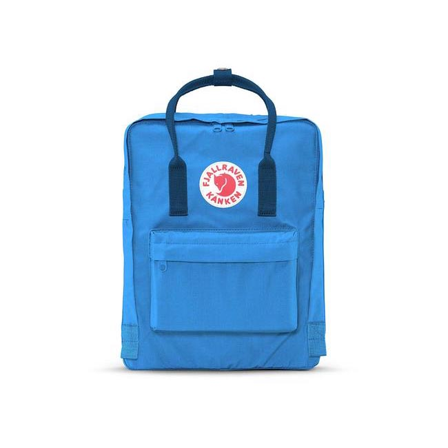 Cheap Fjallraven Bags UN BLUE-NAVY KÅNKEN BACKPACK Online