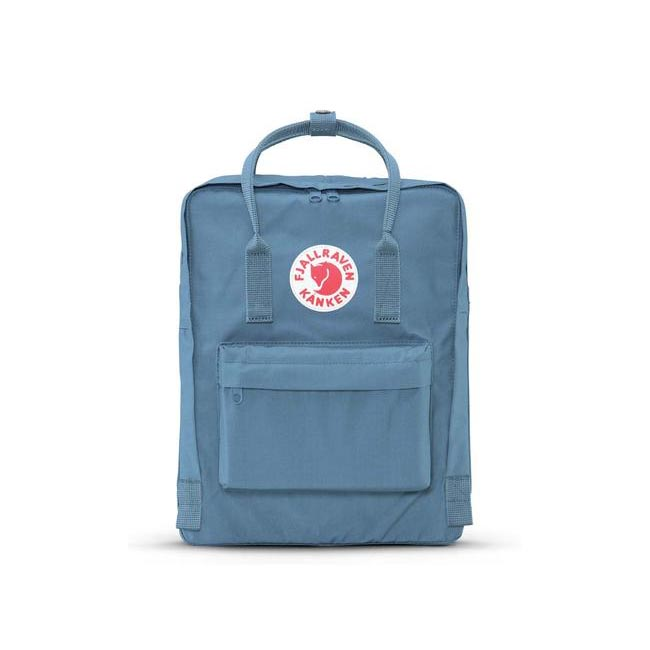 Bags Fjallraven KÅNKEN BACKPACK BLUE RIDGE Outlet Online