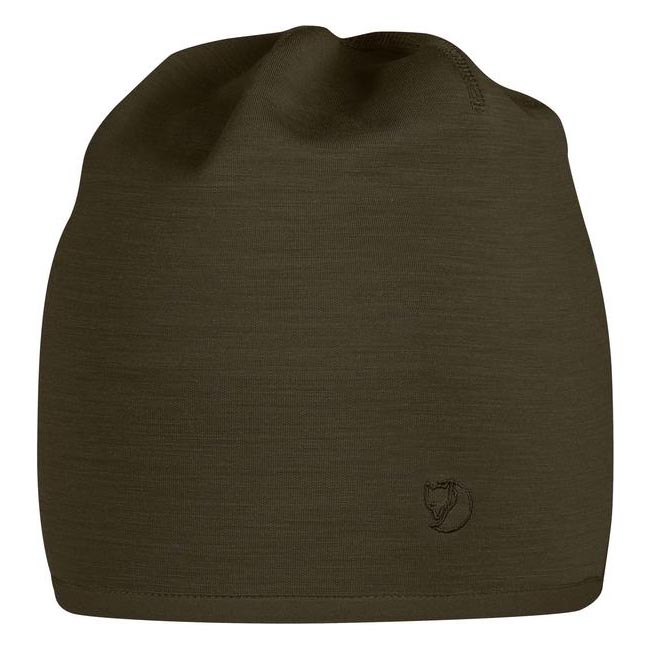Fjallraven Equipment KEB FLEECE HAT DARK OLIVE  On Sale