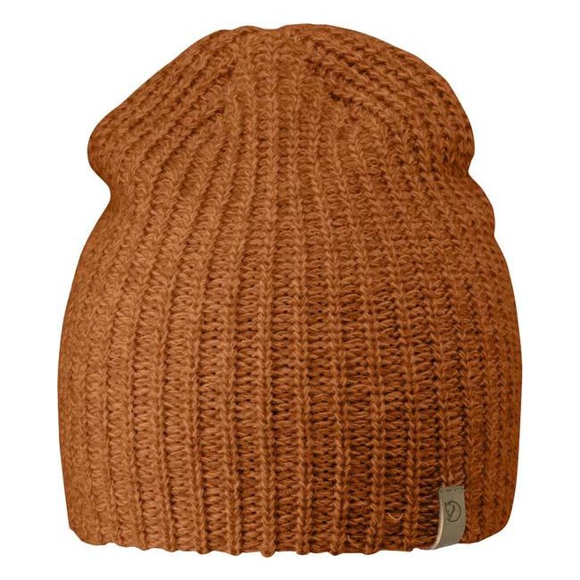 Equipment Fjallraven OVIK MELANGE BEANIE AUTUMN LEAF Outlet Online